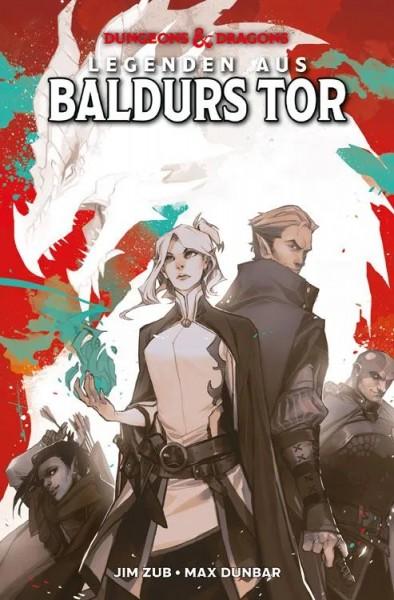 Dungeons & Dragons - Legenden aus Baldurs Tor - GEBRAUCHT