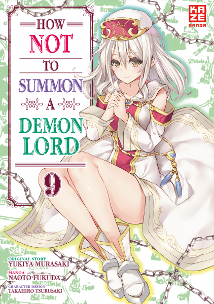 How NOT to Summon a Demon Lord 09