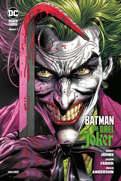 Batman - Die drei Joker 1