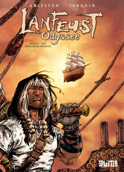 Lanfeust Odyssee 7